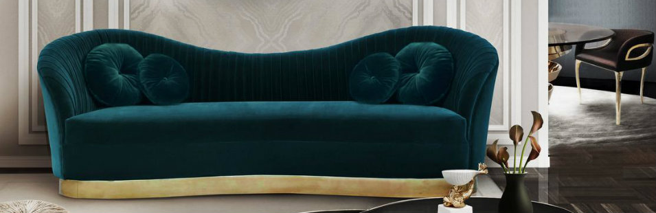 Stunning Colorful Sofas By Koket