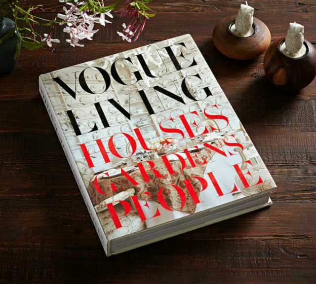 The world's fashion bible offers a glimpse into the living spaces of 36 prominent style tastemakers.