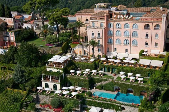 The Best Luxury Hotels Along The Amalfi Coast Love