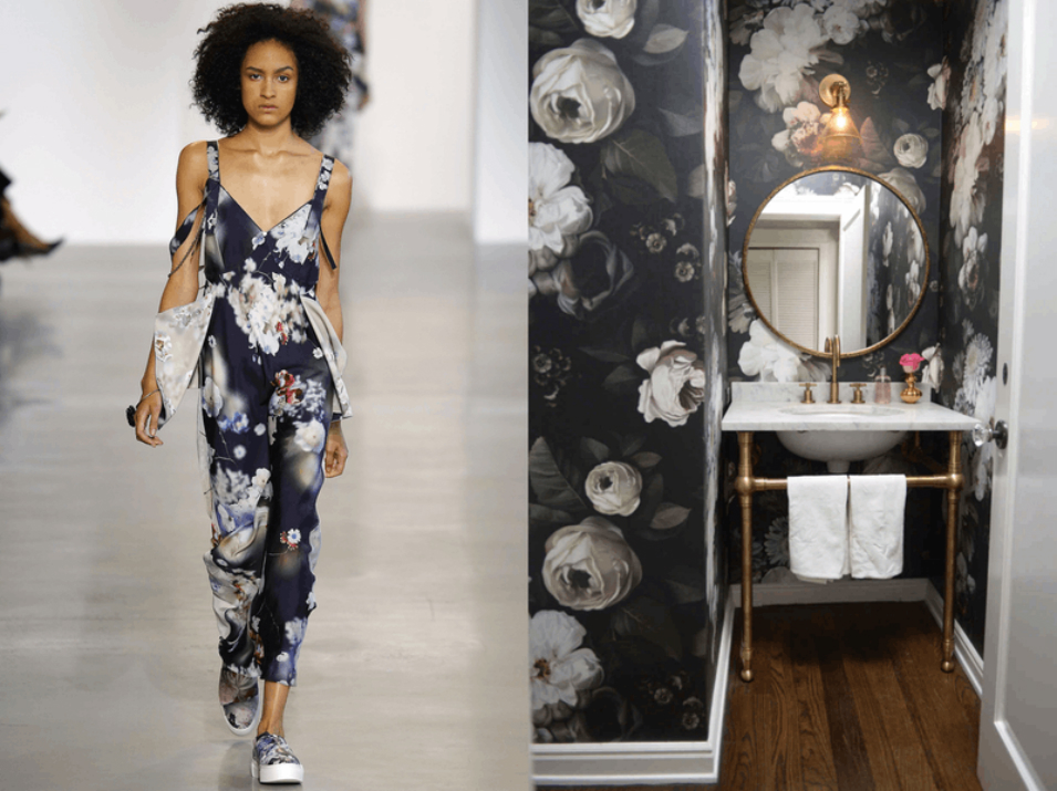 How Interior Design Is Making Its Point Into The Fashion World Love Happens Blog