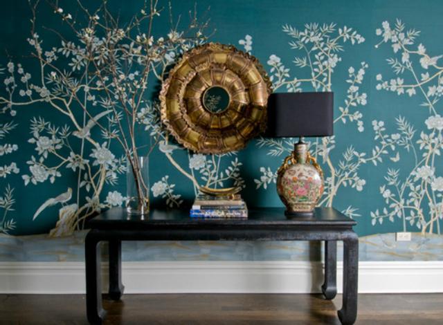 best wallpaper exhibitors to visit at Decorex