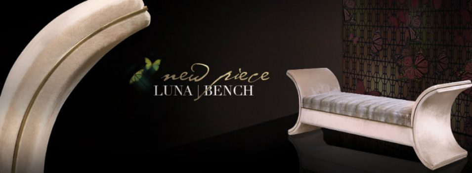 Just Released: KOKETs Luna Bench