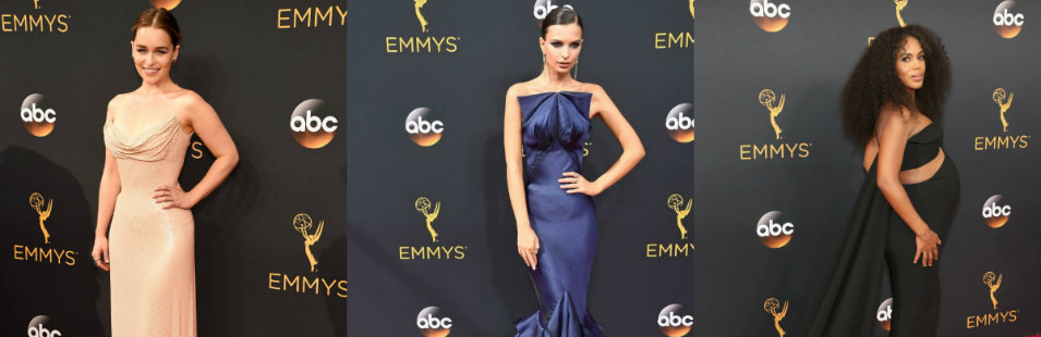 Top 10 Best Dressed at the 2016 Emmy Awards