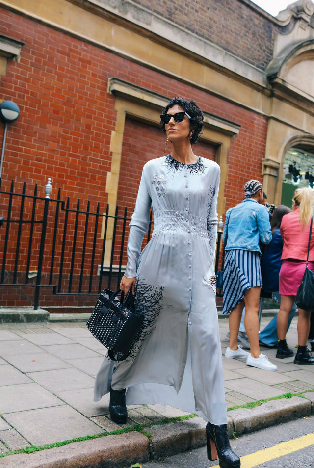 Top Street Style Looks From London Fashion Week Love Happens Blog