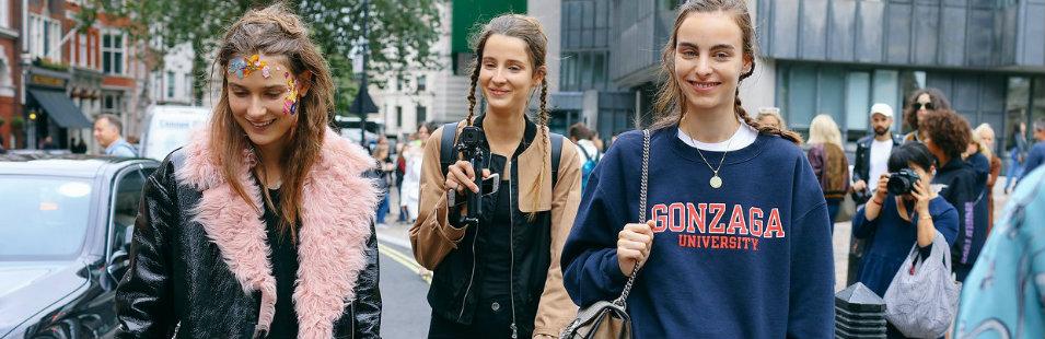 Top Street Style Looks from London Fashion Week
