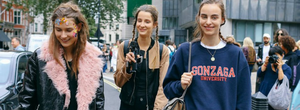 Top Street Style Looks from London Fashion Week