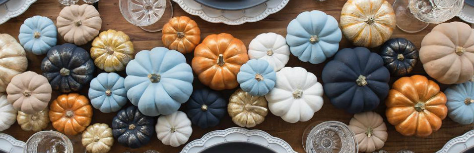 10 Gorgeous Thanksgiving Table Settings for You to Copy