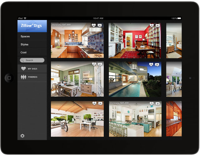 The best interior design apps for your phone for Interior design shopping app