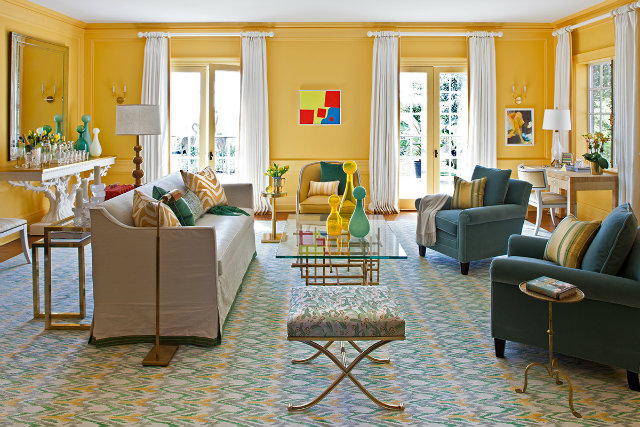 Primrose Yellow Is Bright And Cheerful With A Warm Undertone Pantone How To Decorate
