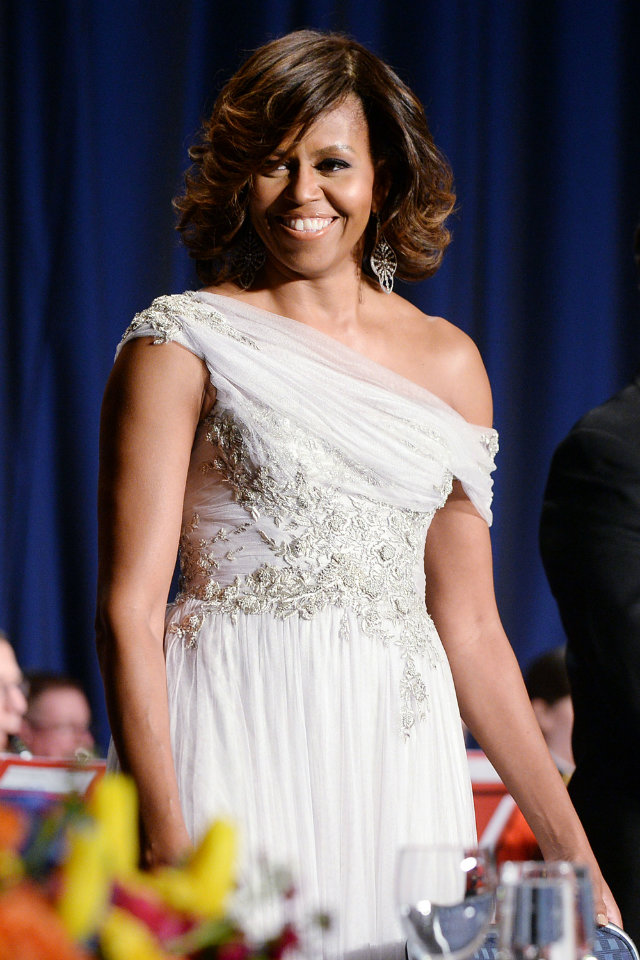 Another Marchesa at the 100th Annual White House Correspondents' Dinner in 2014.
