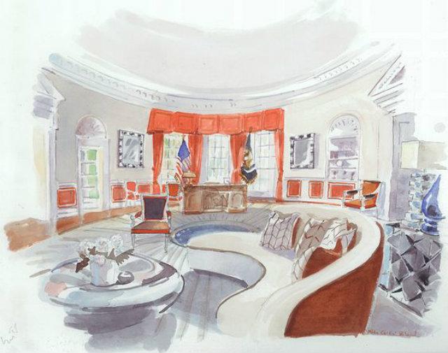 Revamping the White House: 5 Designer's Ideas