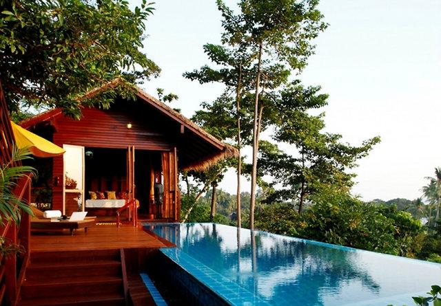 Zeavola Beach Resort Luxury Hotels Top 5 On Thailand S Phi Islands