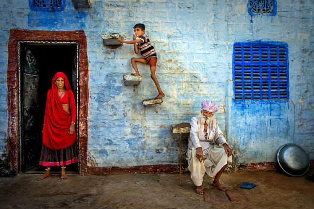 Honorable mention by Isa Ebrahim. Location: Jodhpur, Rajasthan, India travel images The Best Travel Images of 2016 Best Travel Images of 2016 4