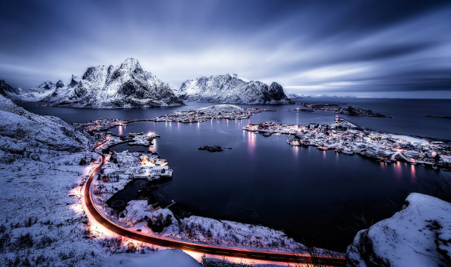 Remarkable award by Javier de la Torre. Location: Reine, Norway travel images The Best Travel Images of 2016 Best Travel Images of 2016 7