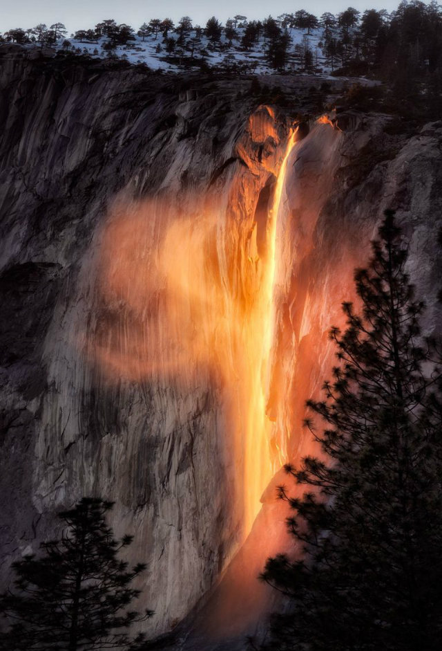 Honorable mention in nature images by Nicki Frates. Location: Yosemite National Park, California, USA  travel images The Best Travel Images of 2016 Best Travel Images of 2016 8