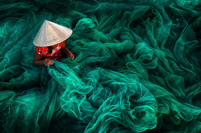 First place in open color images by Danny Yen Sin Wong. Location: Vietnam  travel images The Best Travel Images of 2016 Best Travel Images of 2016 9