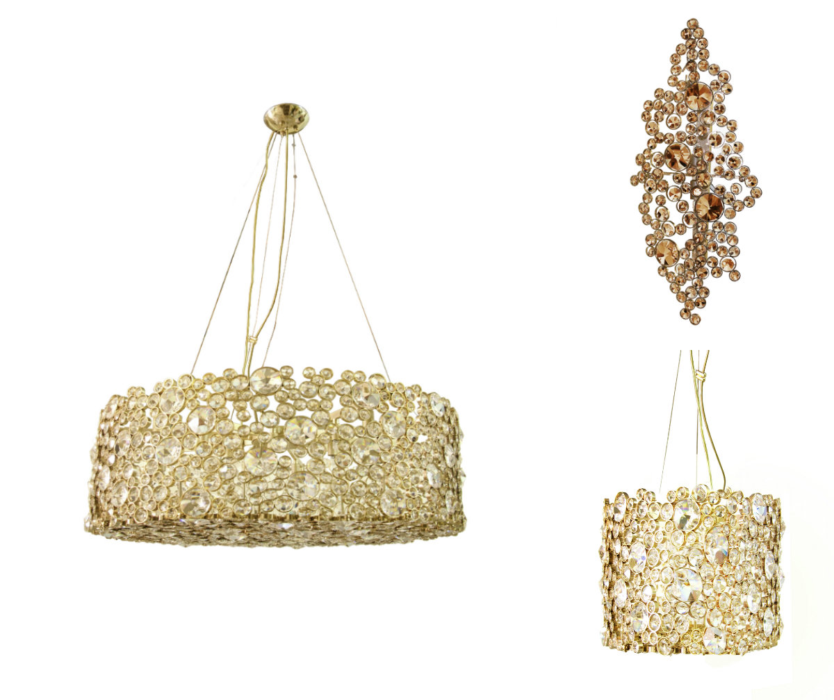 Add a little sparkle to our Christmas decor with the Eternity collection by KOKET.