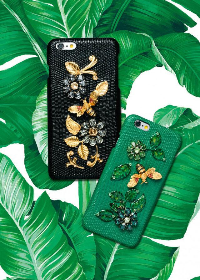 Dolce & Gabbana phone cases