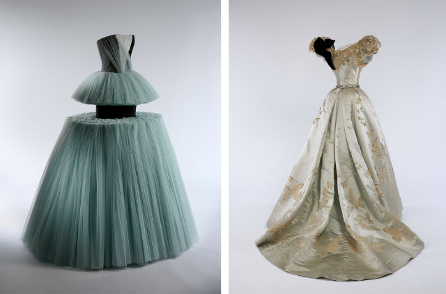 MET in New York just opened the new fall exhibit in the Costume Institute entitled Masterworks: Unpacking Fashion, on display now until February 5th.  MET Masterworks: Unpacking Fashion at the MET Masterworks Unpacking Fashion at the MET 8