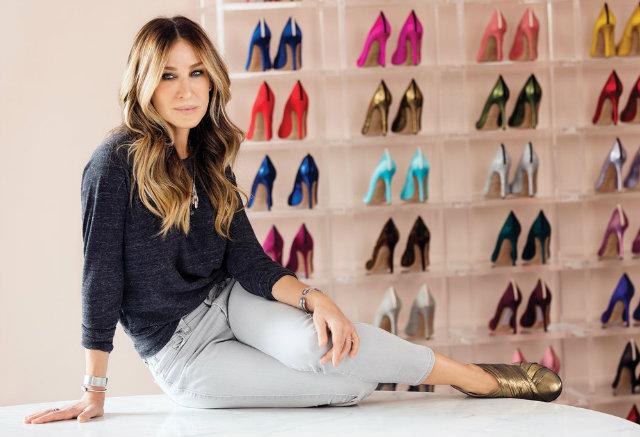 Go Inside Sarah Jessica Parker's Shoe Store shoe store Go Inside Sarah Jessica Parker's Shoe Store Go Inside Sarah Jessica Parkers Shoes Store 3