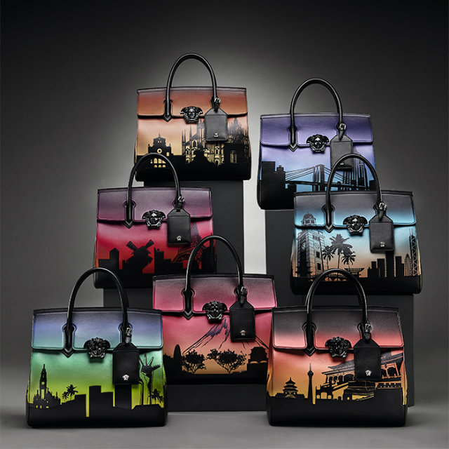The 7 Cities of Versace versace The 7 Cities of Versace The 7 Cities of Versace 8