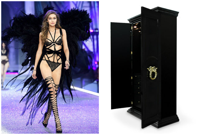 the best beauty moments of victorias secret fashion show 13