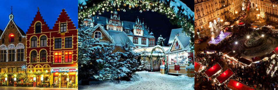 The Best Towns To Celebrate Christmas