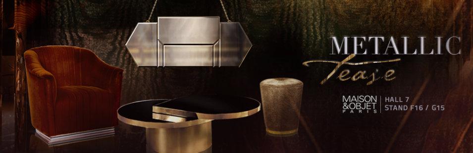 KOKET Teases With Metallics