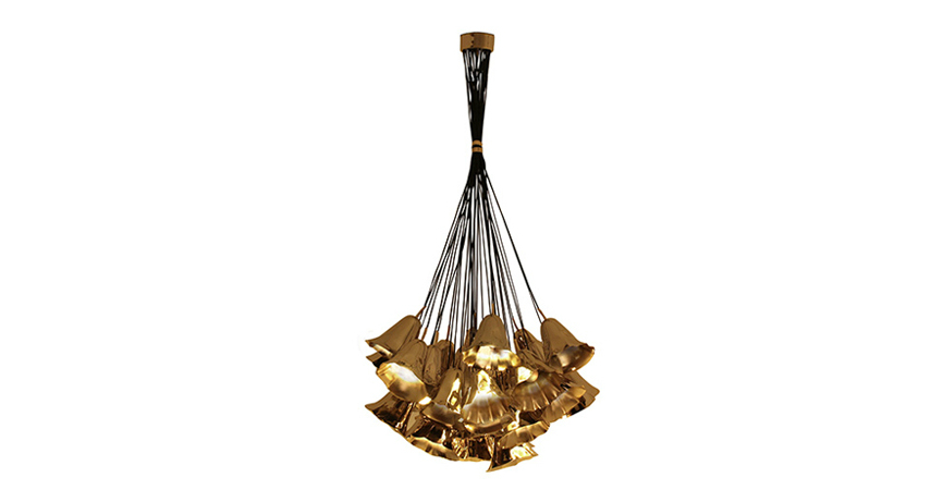 KOKET Brings Vintage Glamour to AD Design Show 2017 Gia Chandelier Gold ad design show 2017 KOKET Brings Vintage Glamour to AD Design Show 2017 KOKET Brings Vintage Glamour to AD Design Show 2017 Gia Chandelier Gold