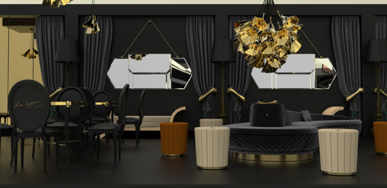 Koket vous invite au salon AD Design Show Koket Koket vous invite au salon AD Design Show KOKET Brings Vintage Glamour to AD Design Show 2017 New York Design Event