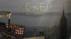 Love Happens KOKET Lounge AD Show 2017