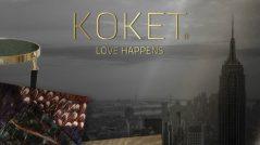 Love Happens KOKET Lounge AD Show 2017