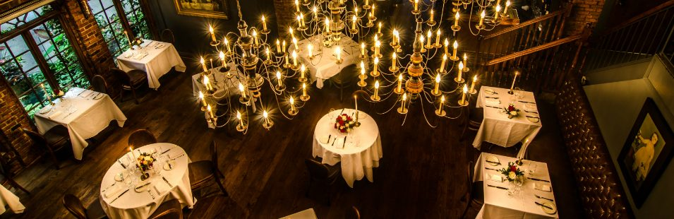 Most Romantic Restaurants for Valentines Day - One If by Land, Two If by Sea, New York