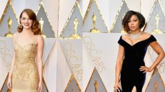 Red Carpet Best Dresses at Oscars 2017