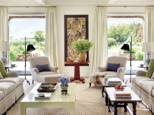 The Classic American Decorating by AD100 List Carrier and Company Interiors