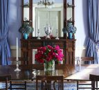 The Classic American Decorating by AD100 List M Group Royal dining room