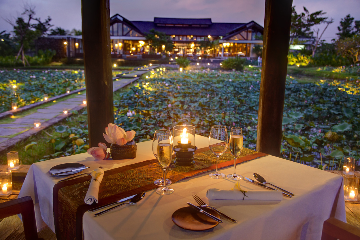 Top Three Romantic Restaurants for Valentines Day Metis Bali