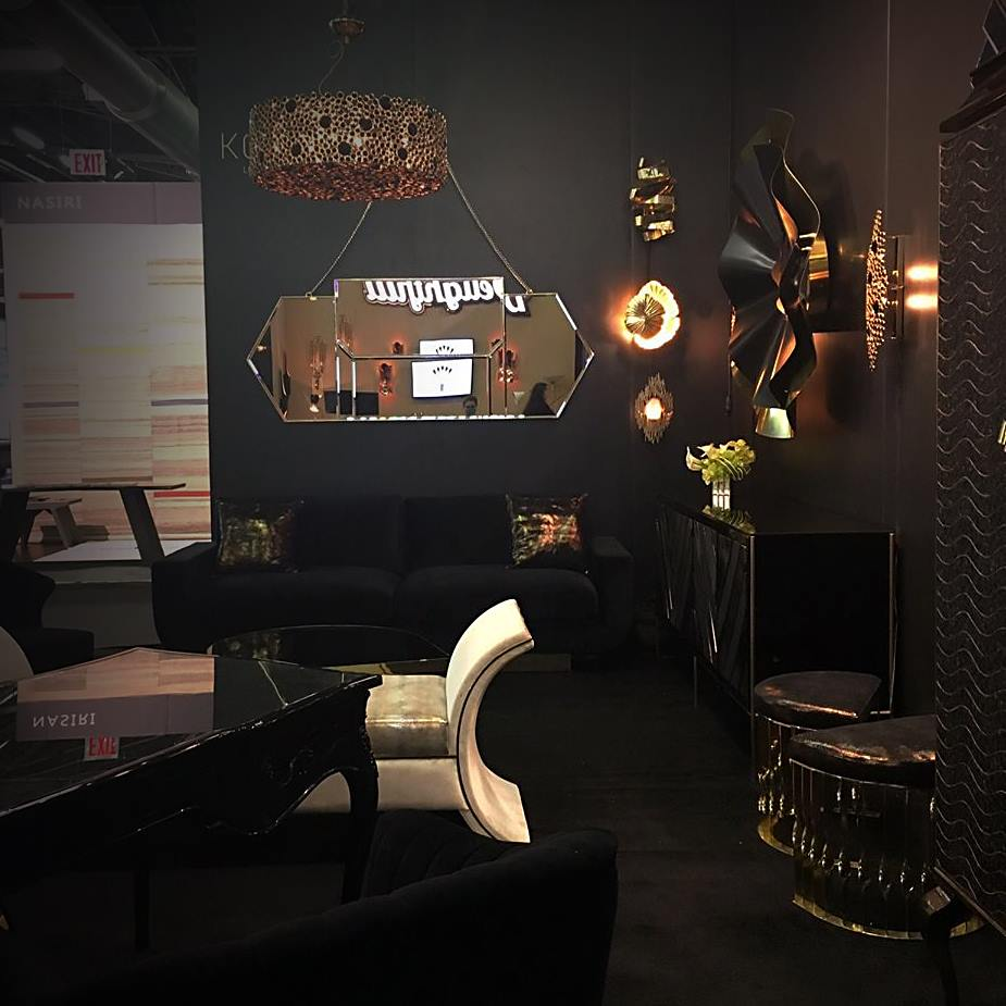KOKET'S Vintage Glamour at Architectural Digest Show (5)