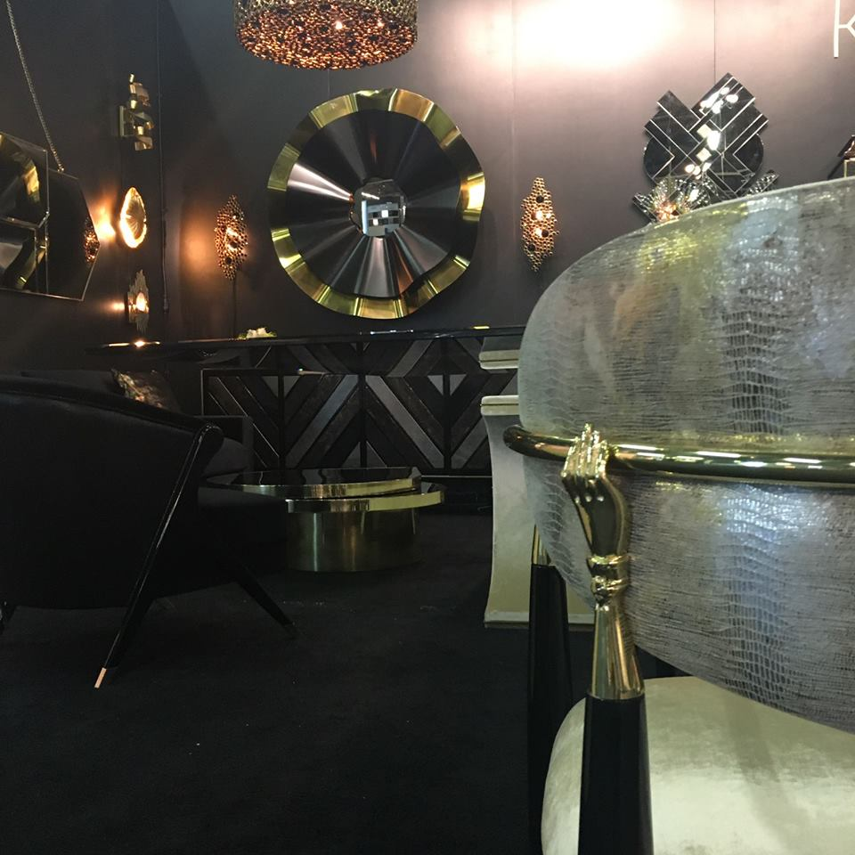 KOKET'S Vintage Glamour at Architectural Digest Show (7)