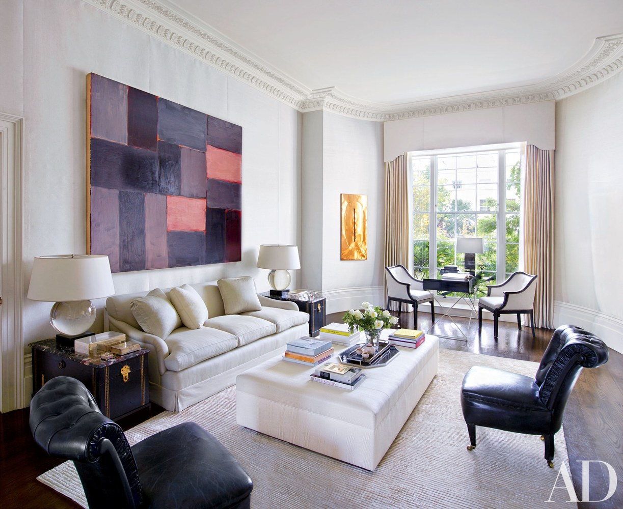 The Leading British Interior Designers By AD100 List – II Part Veere Grenney luxury interiors