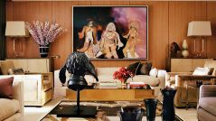 The Sophisticated Interior Designers by AD100 List – I Part Paul Fortune Interior Designer Opulent Living Room