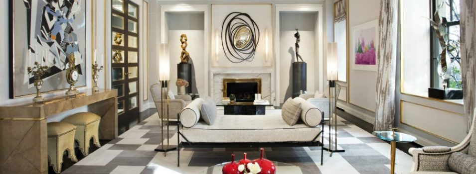 Chic French Interiors Honored By AD100 List 2017