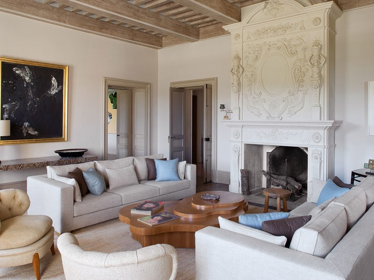 Chic French Interiors Honored By AD100 List 2017 Pierre Yovanovitch design