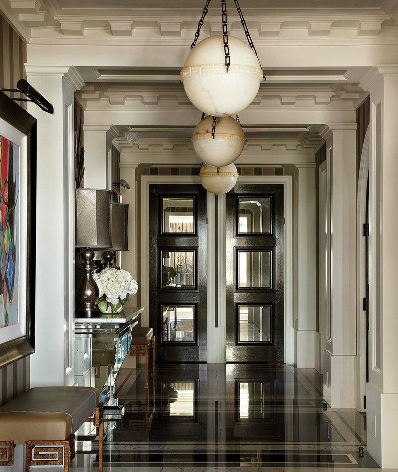 jean-louis deniot The Luxury Parisian Design of a Chicago Apartment by Jean-Louis Deniot Jean Louis Deniot New Family French Style Apartment 3