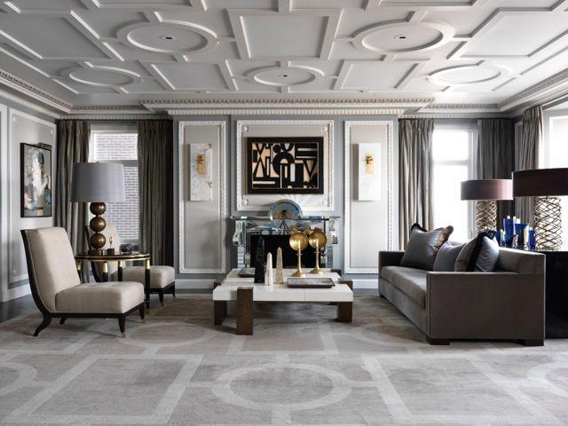 Jean-Louis Deniot New Family French Style Apartment (4)