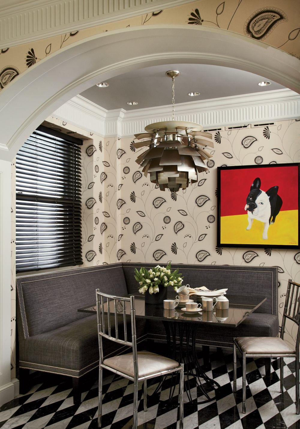 Jean-Louis Deniot New Family French Style Apartment (9) jean-louis deniot The Luxury Parisian Design of a Chicago Apartment by Jean-Louis Deniot Jean Louis Deniot New Family French Style Apartment 9