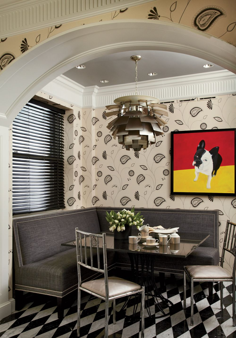 Jean-Louis Deniot New Family French Style Apartment (9)