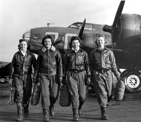 Memorial Day 2017: The Original Fly Girls, WASP