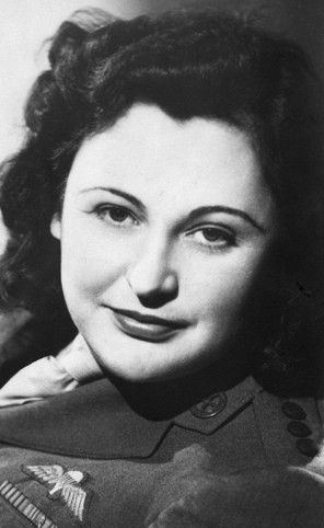 "Memorial Day 2017: Nancy Wake ""The White Mouse"""