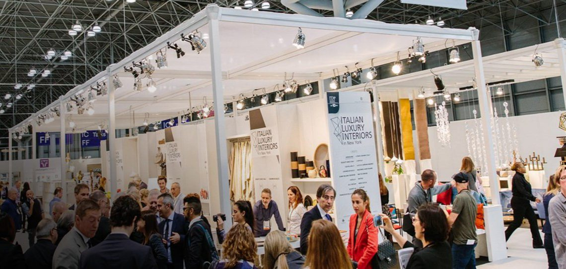 Top 5 Luxury Furniture Brands at ICFF 2017